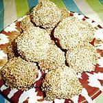 recette Boulettes de céleri au sésame