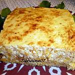 recette Courge délicata, pommes de terre en gratin (robot-cuiseur ou pas)