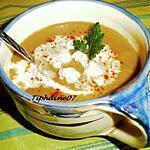 recette Velouté fanes de chou-fleur (robot-cuiseur ou pas)