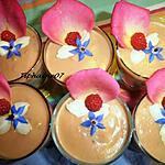 recette Riz au lait des jours de fête pomme-rhubarbe