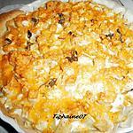 recette Tarte fenouil & céleri-rave