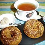 recette Gâteaux safran-amandes aux épices
