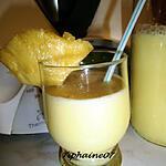 recette Lassi à l'ananas