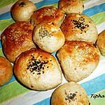 recette Petits pains au lait, cuisson vapeur