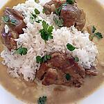 recette sauté de porc au curry indien