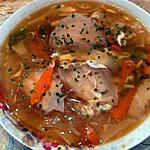 recette potage d'asie ha cao (raviolis vapeur)
