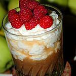 recette Riz crémeux à la rhubarbe et aux framboises