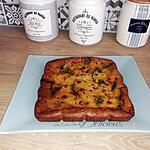 recette Gâteau pistache, fruits secs et pépites de chocolat