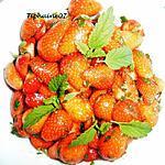 recette Dessert fraîcheur