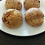 recette petit pain maison chorizo fromage