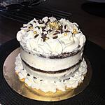 recette Naked cake