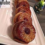 recette Petits moelleux renversés à l'ananas & Mascarpone