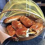 recette petits pains au gouda