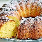 recette Gâteau léger à la confiture de figues