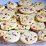 recette Arlecchini, biscuit italien aux fruits confits
