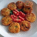 recette Maâkouda (galette de pommes de terre)