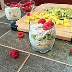 recette pouding au chia et fruits