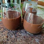 recette Crème au chocolat vegan
