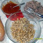 recette kascrout lablabi( ehm sa me rapel du bléd)