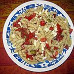 recette Salade de pâtes comme en Italie