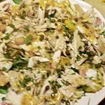 recette Salade de raie aux pommes de terre