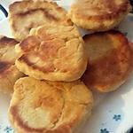 recette Petits pains à la poêle en 10 minutes