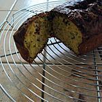 recette Cake courgette tomate seché