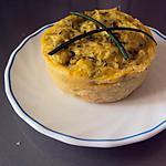 recette Flan de courgette au chèvre frais