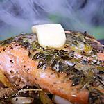 recette Filet de poisson poché au cidre