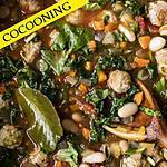 recette Soupe-repas aux boulettes