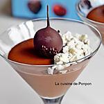 recette Crème au chocolat noir, sans farine et sans oeufs