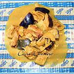 recette Colombo d'Agneau