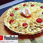 recette Tarte aux haricots