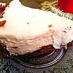 recette Cheesecake sans cuisson de Jamie Olliver un peu modifier
