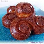 recette Cakes au Sirop d'Erable