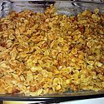 recette Gratin mini farfalle au poulet rôti