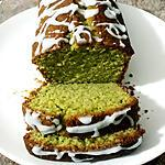 recette Cake à la pistache