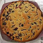 recette Clafouti aux prunes et coco