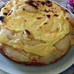 recette Fondant poires crème pâtissière