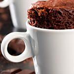recette Mug cake au chocolat ( étudiant )