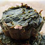 recette Moelleux BAC pour Brocolis Aubergine & Chèvre