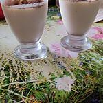 recette Panna cotta au lait concentré cannelle spéculoos
