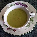 recette Velouté glacé de courgettes Thermomix