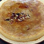 recette flan a la mangue