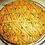 recette La tarte au melon
