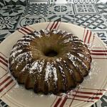 recette Gâteau fondant aux pommes vanille