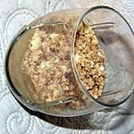 recette Crumble de bananes rôties au gingembre