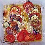 recette Poulet Hasselback à la provençale