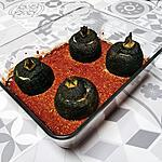 recette Courgettes farcies à la ricotta sur un lit de céréales