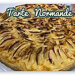 recette TARTE NORMANDE